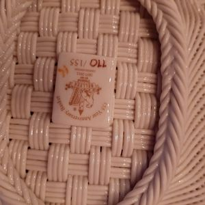 belleek Other - Belleek, Ireland Woodland Porcelain Lace Basket